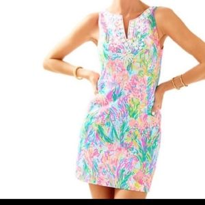 New Lilly Pulitzer Gabby Shift Size 8 Dress